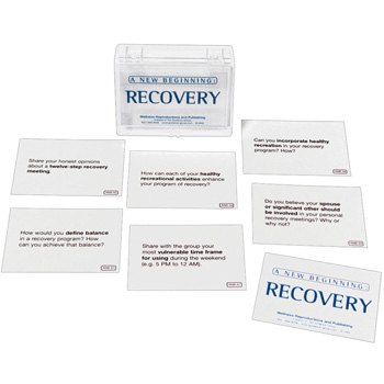 A New beginning recovery card game | Addictive behaviors