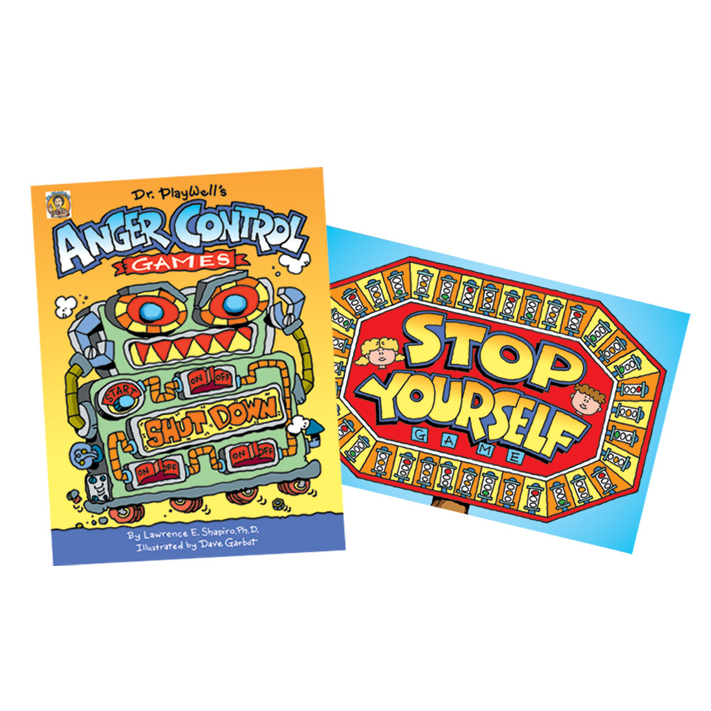 Dr. Playwells Anger Control Games
