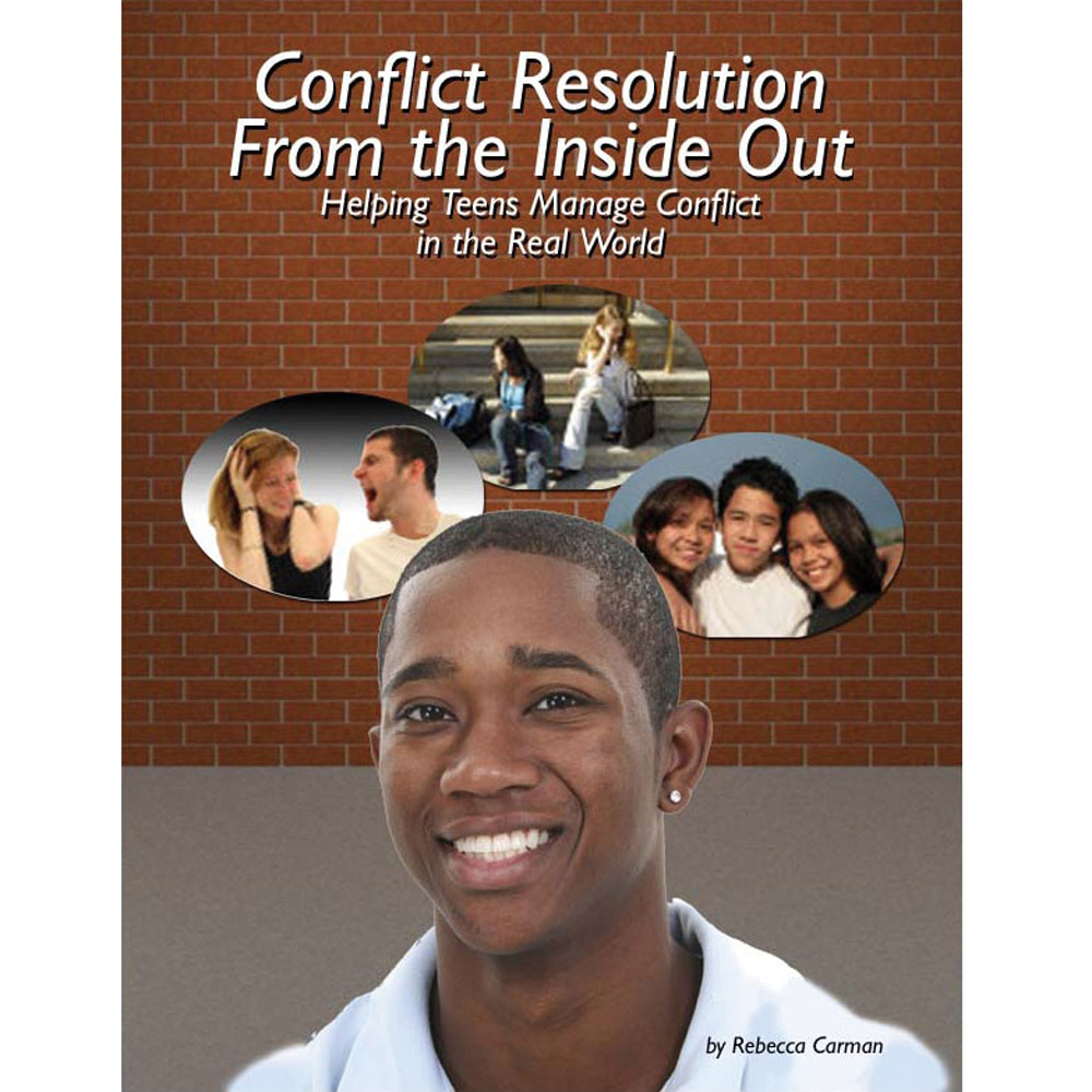 Conflict Resolution from the Inside Out Activity Book with CD