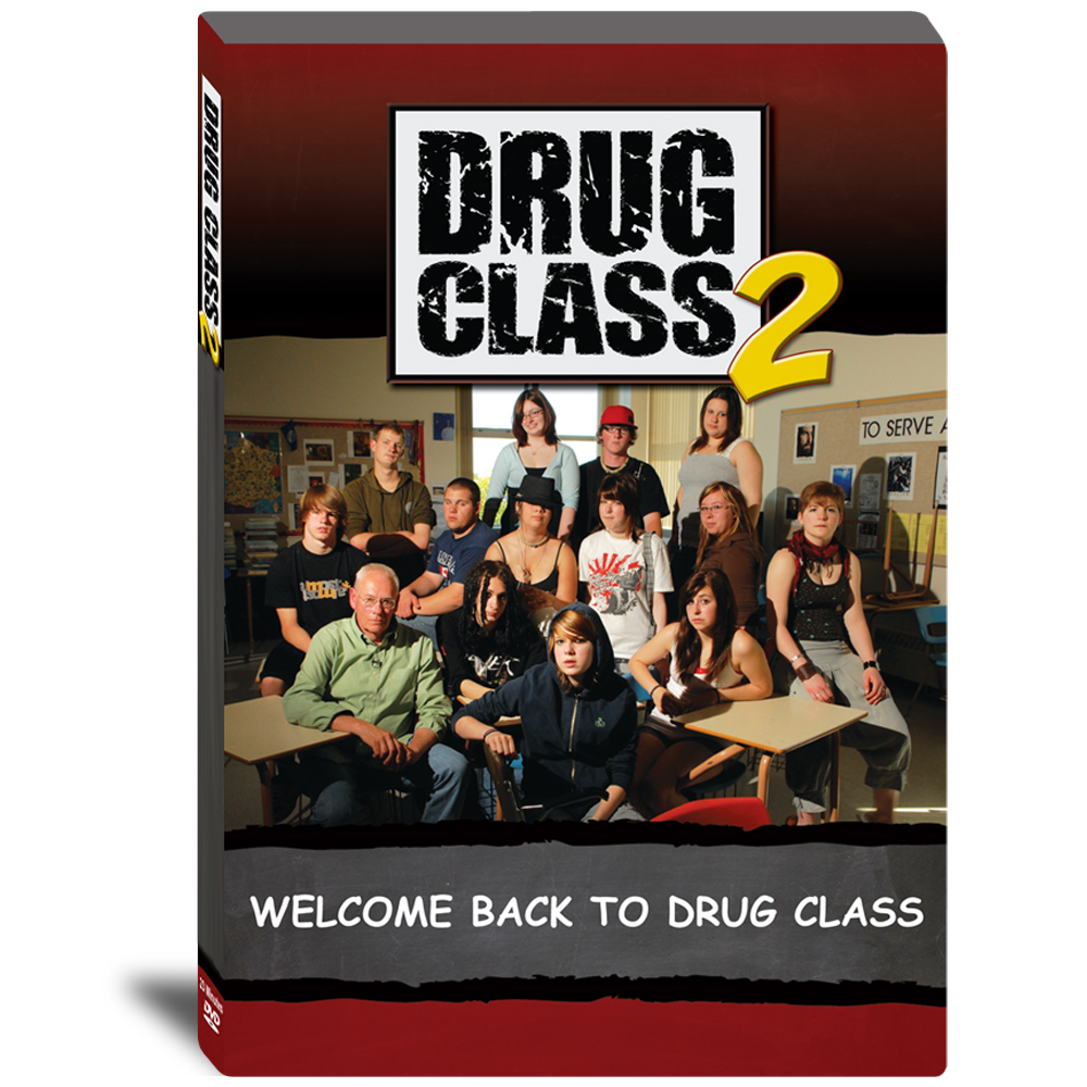 Drug Class 2: Welcome Back To Drug Class DVD