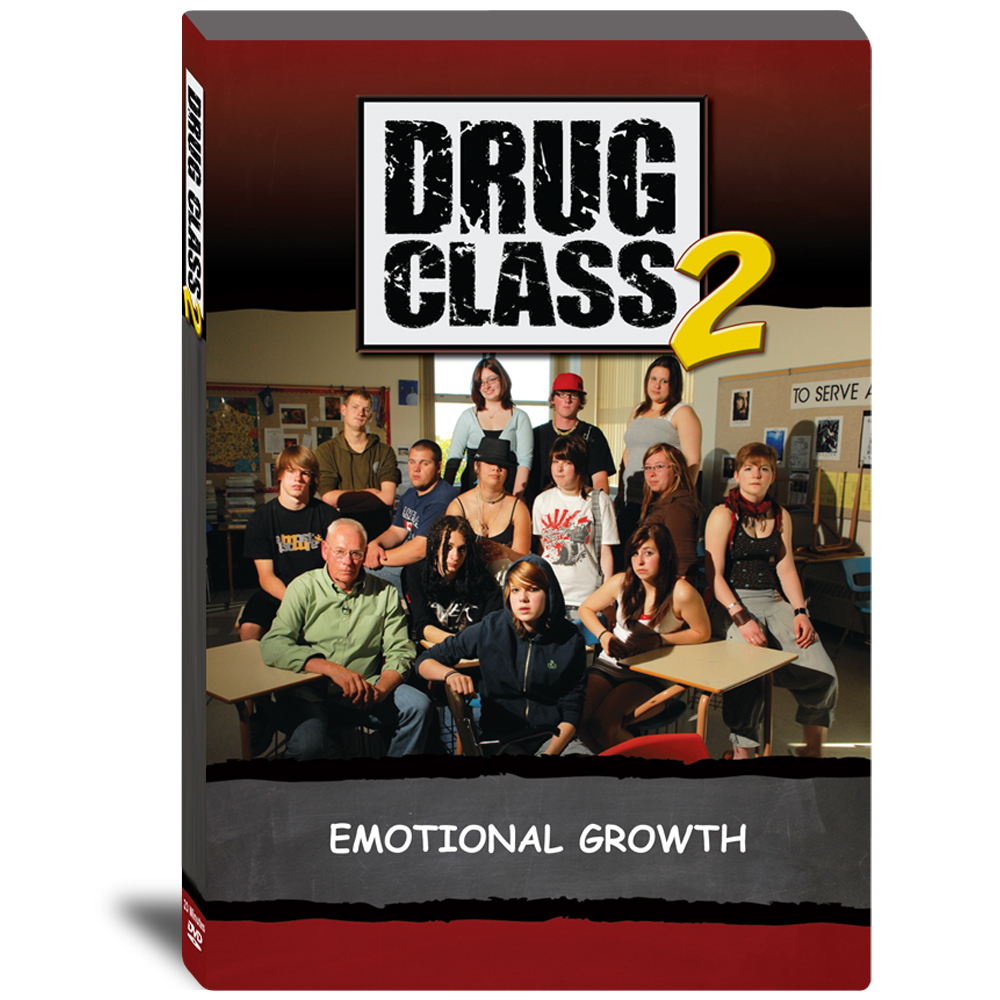 Drug Class 2: Emotional Growth DVD