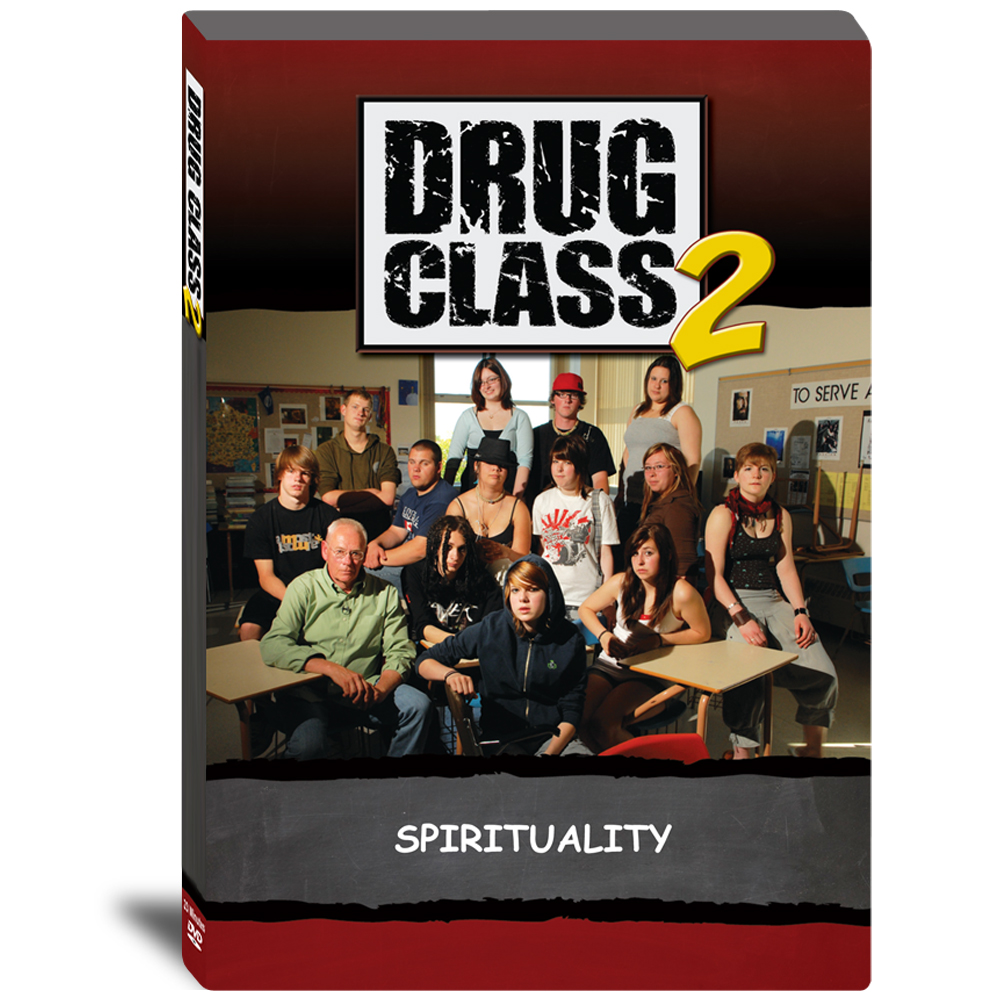 Drug Class 2: Spirituality DVD