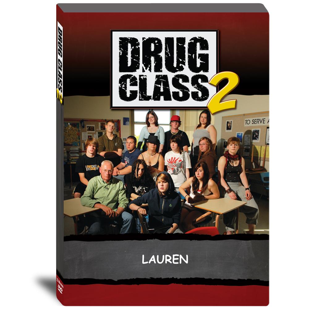 Drug Class 2: Lauren DVD
