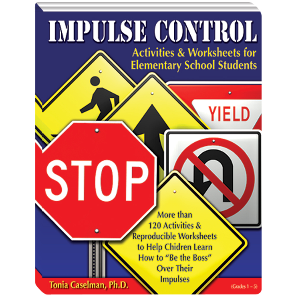 Impulse Control Book Elementary School