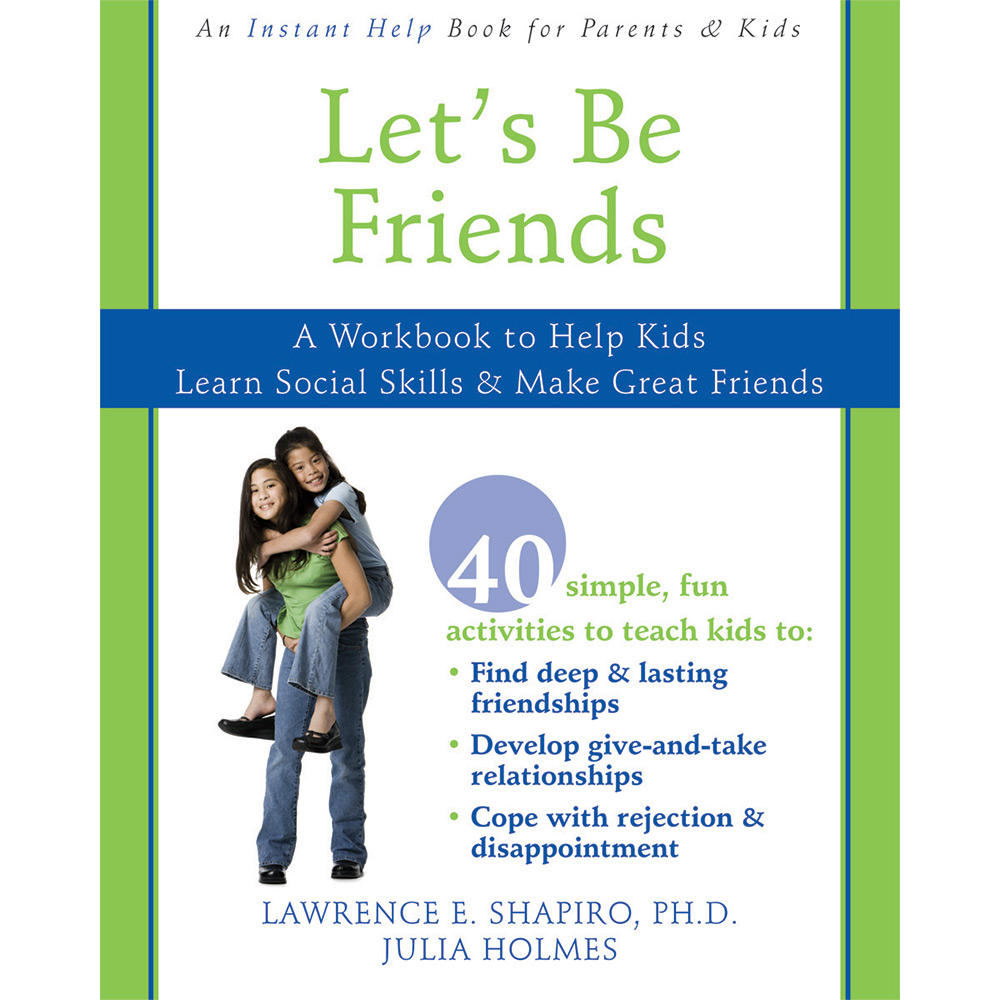 Lets Be Friends Workbook