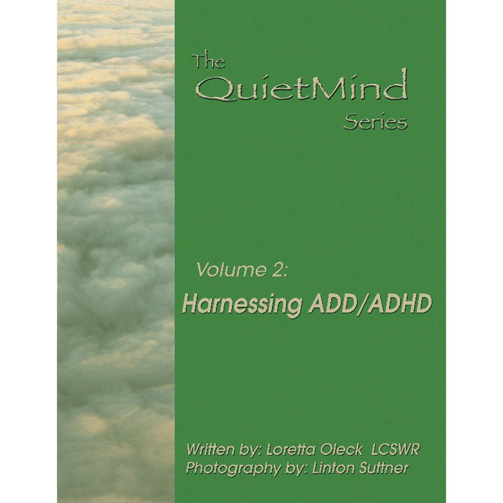 The Quiet Mind Volume Two: Harnessing ADD/ADHD Book