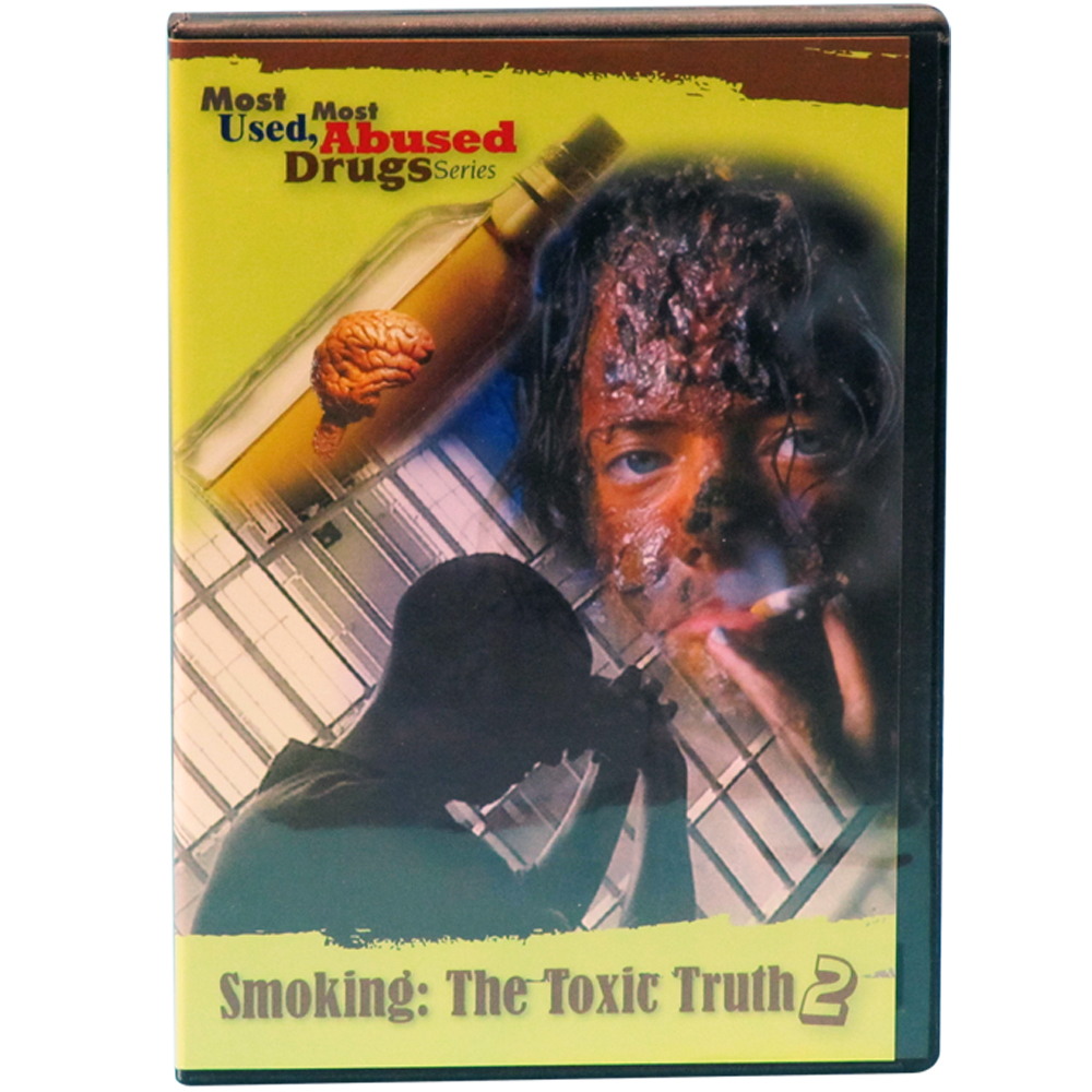 Most Used, Most Abused Drugs: Smoking The Toxic Truth DVD