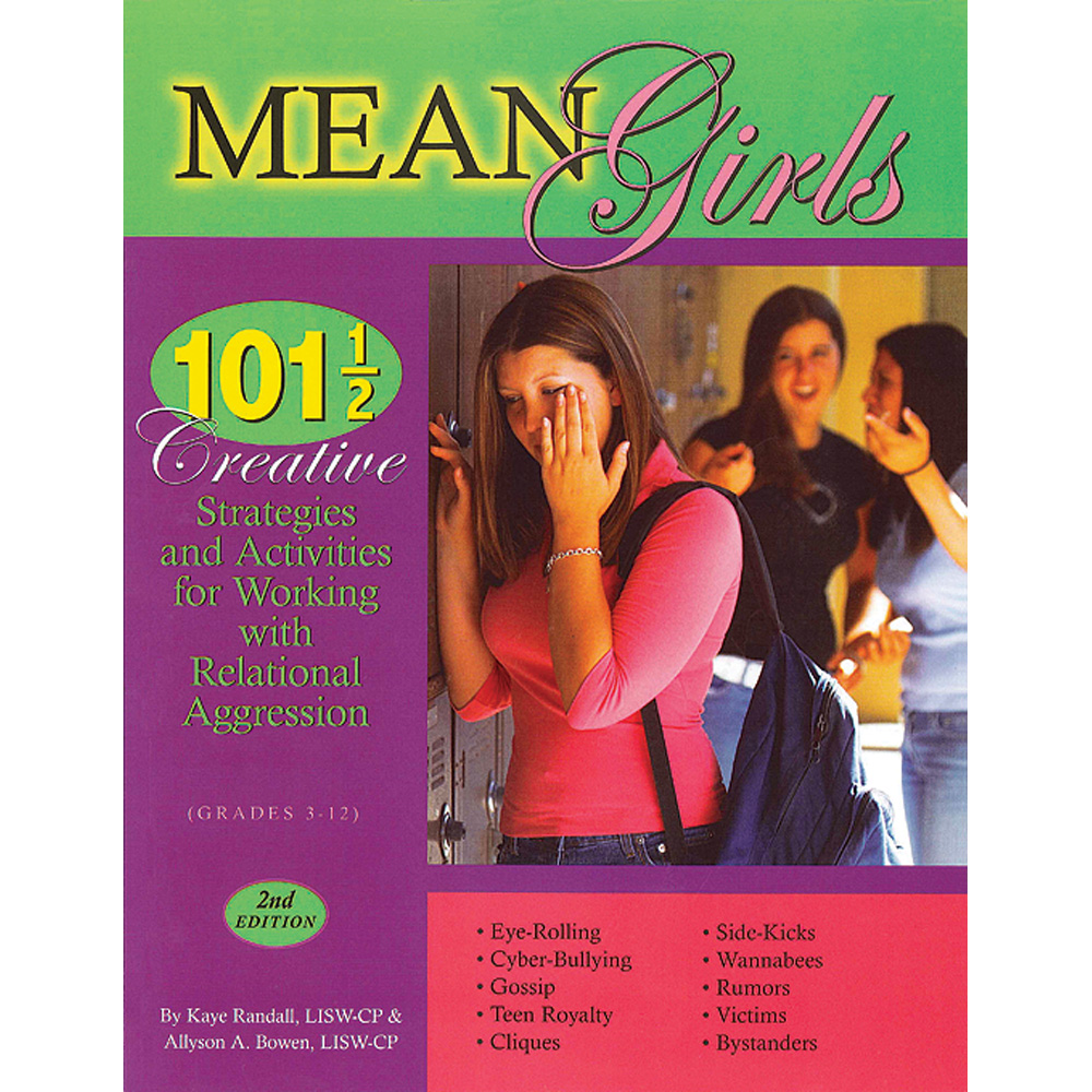 Mean Girls Book with CD