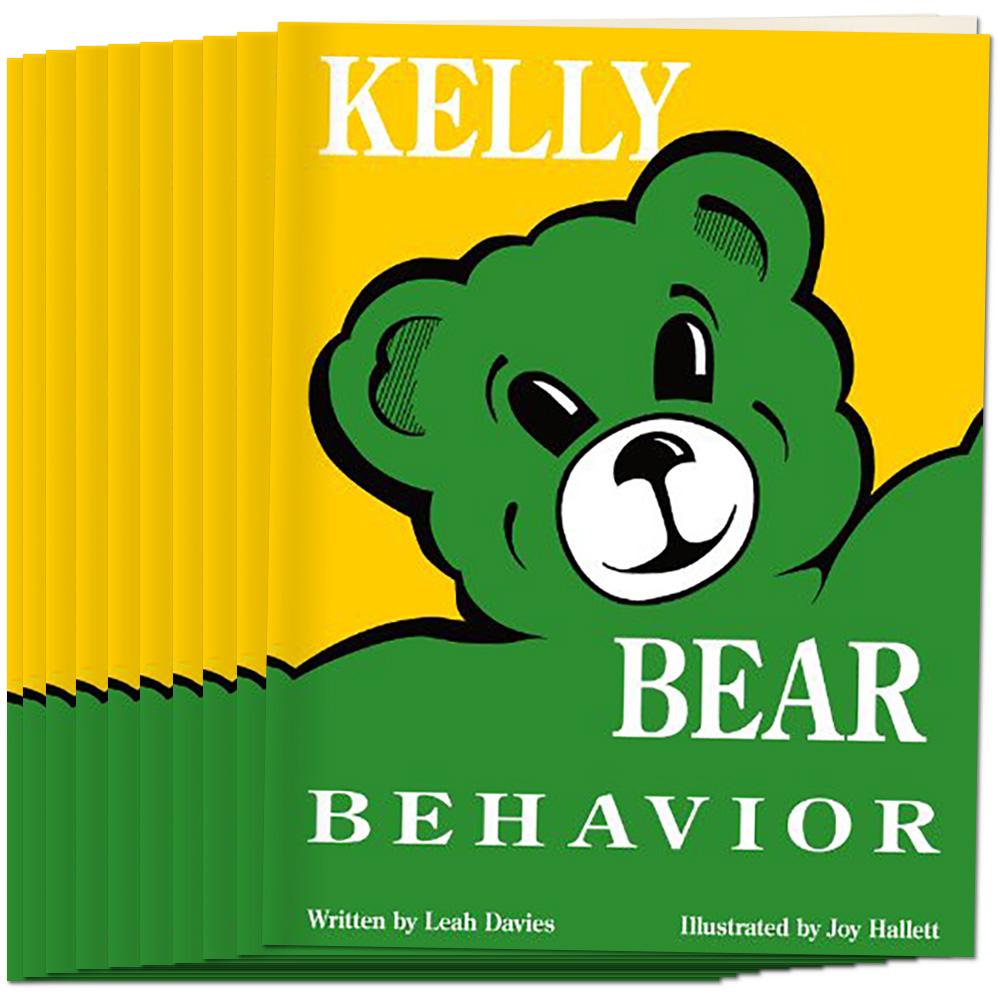 Kelly Bear Behavior Book, Set of 10