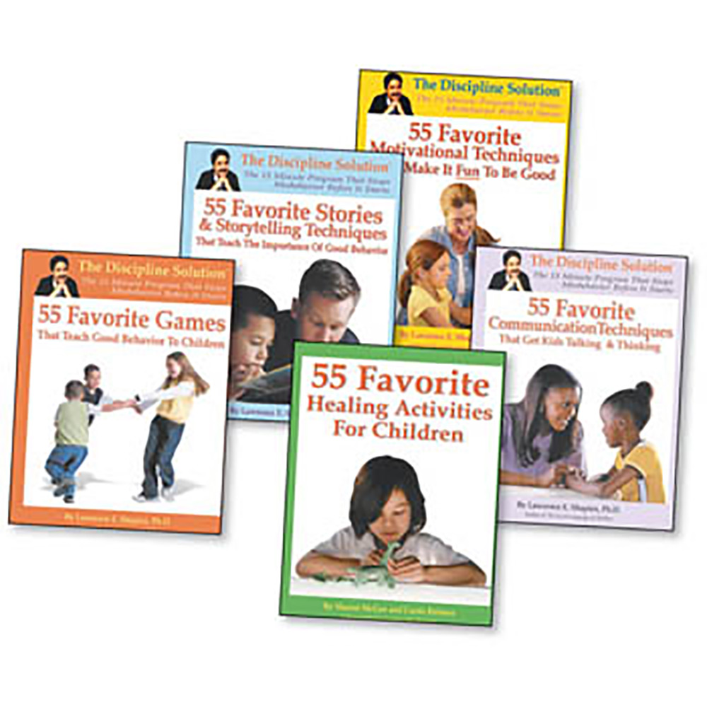 "The ""55 Favorite"" Books, Set of 5"