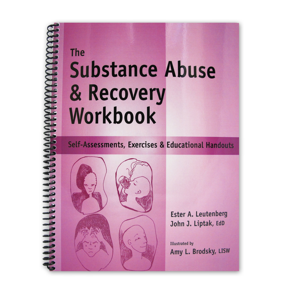 Workbooks workbook com : Courage To Change :: Format :: Books :: The Substance Abuse ...