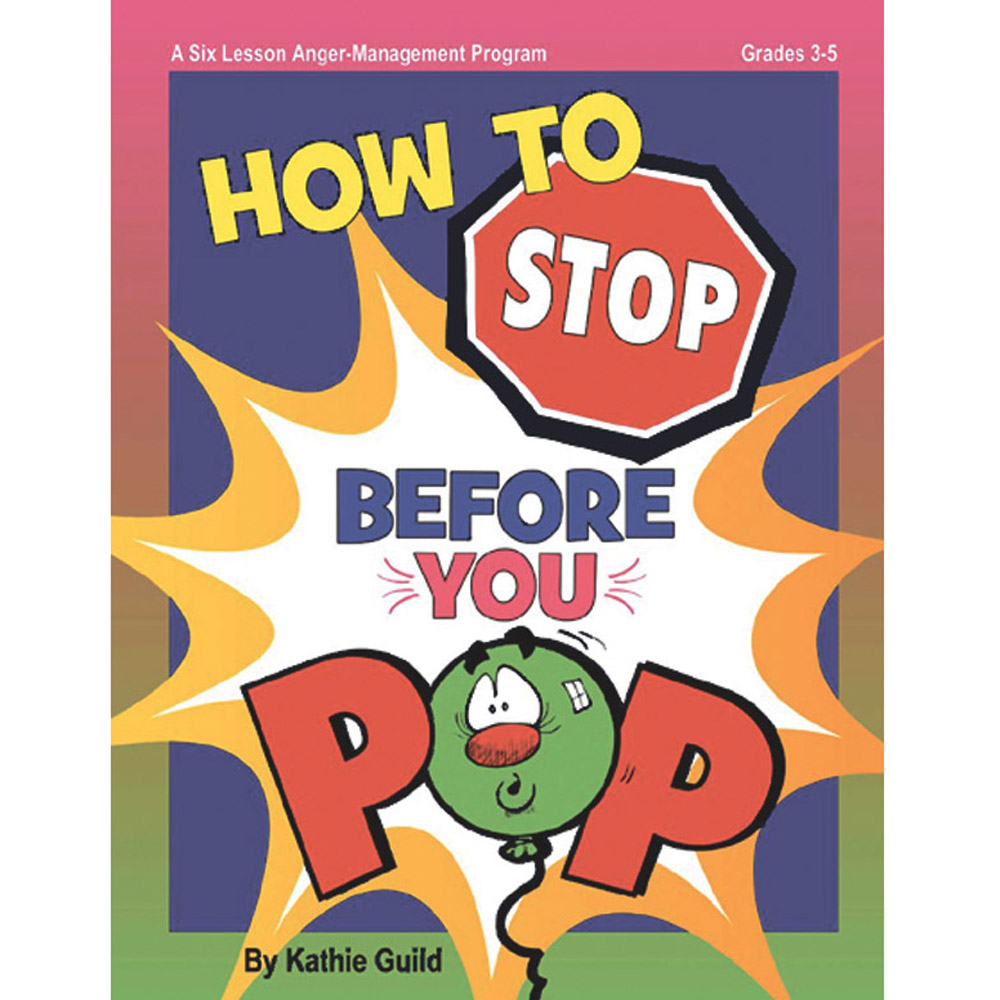 How to Stop Before You Pop Book