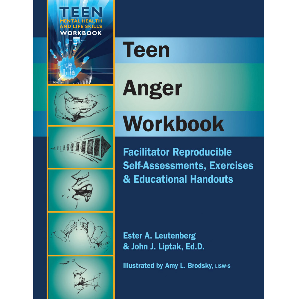 Teen Anger Workbook