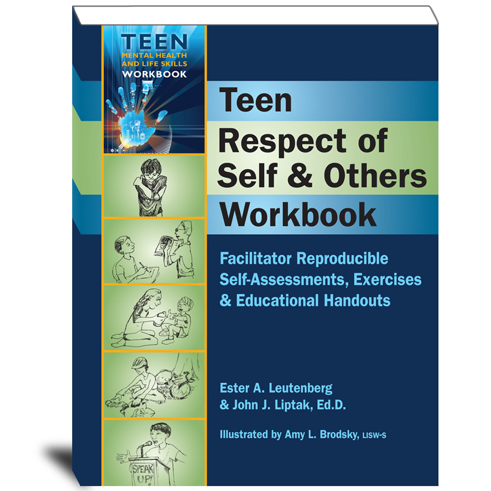 Teen Respect of Self & Others Workbook