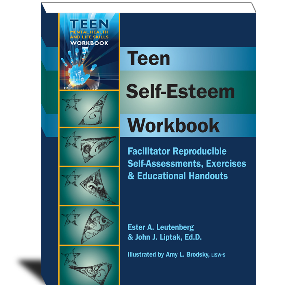 Teen Self Esteem Workbook