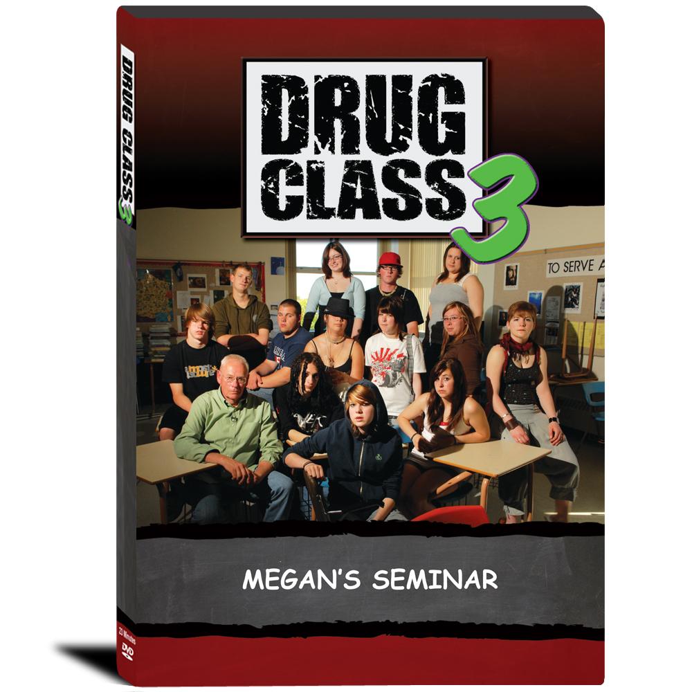 Drug Class 3   Megan's Seminar DVD