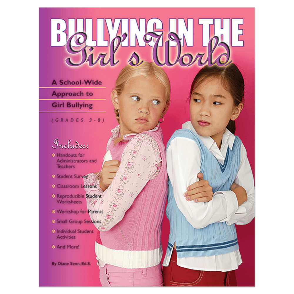 Bullying in the Girls World Book w/CD
