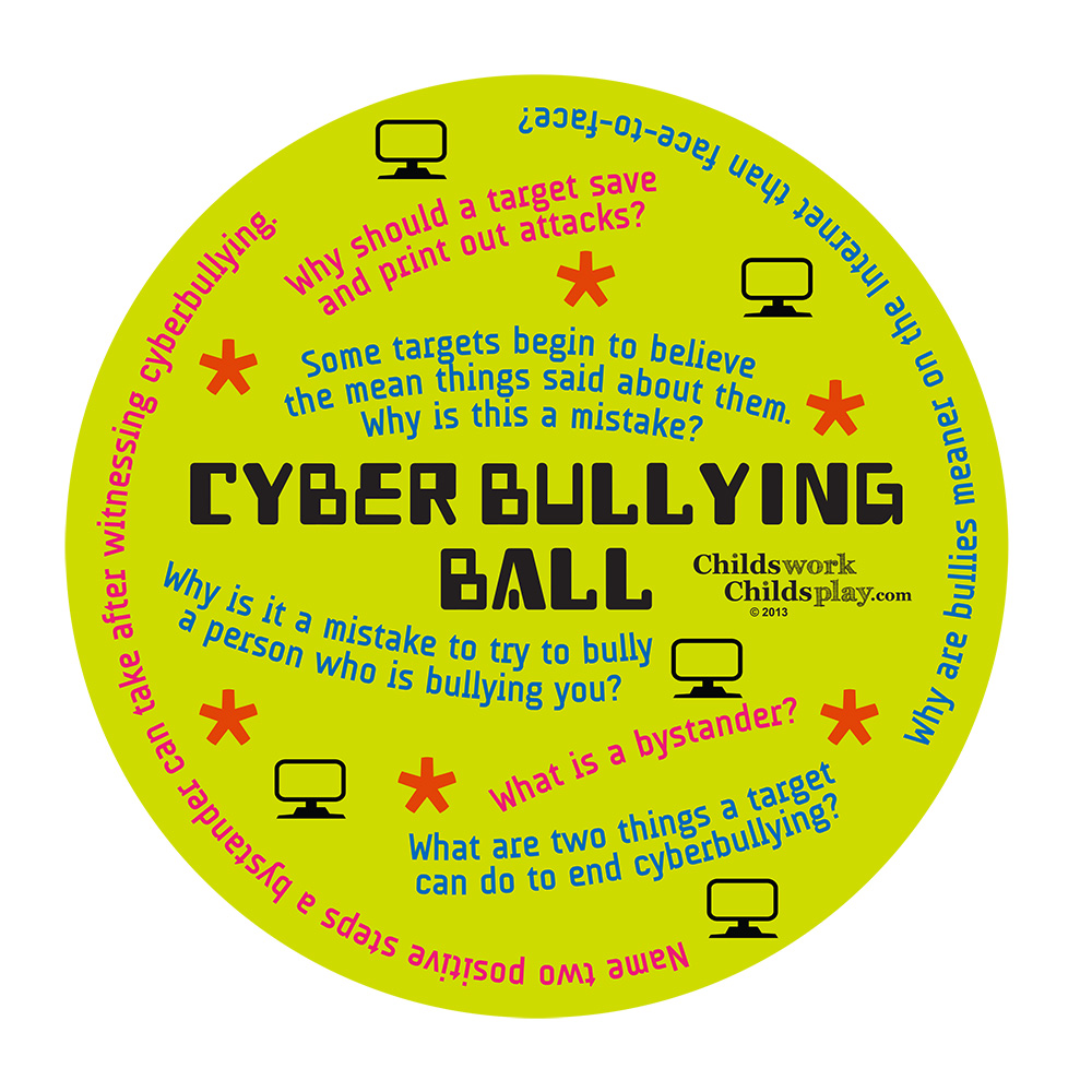 Cyberbullying Ball