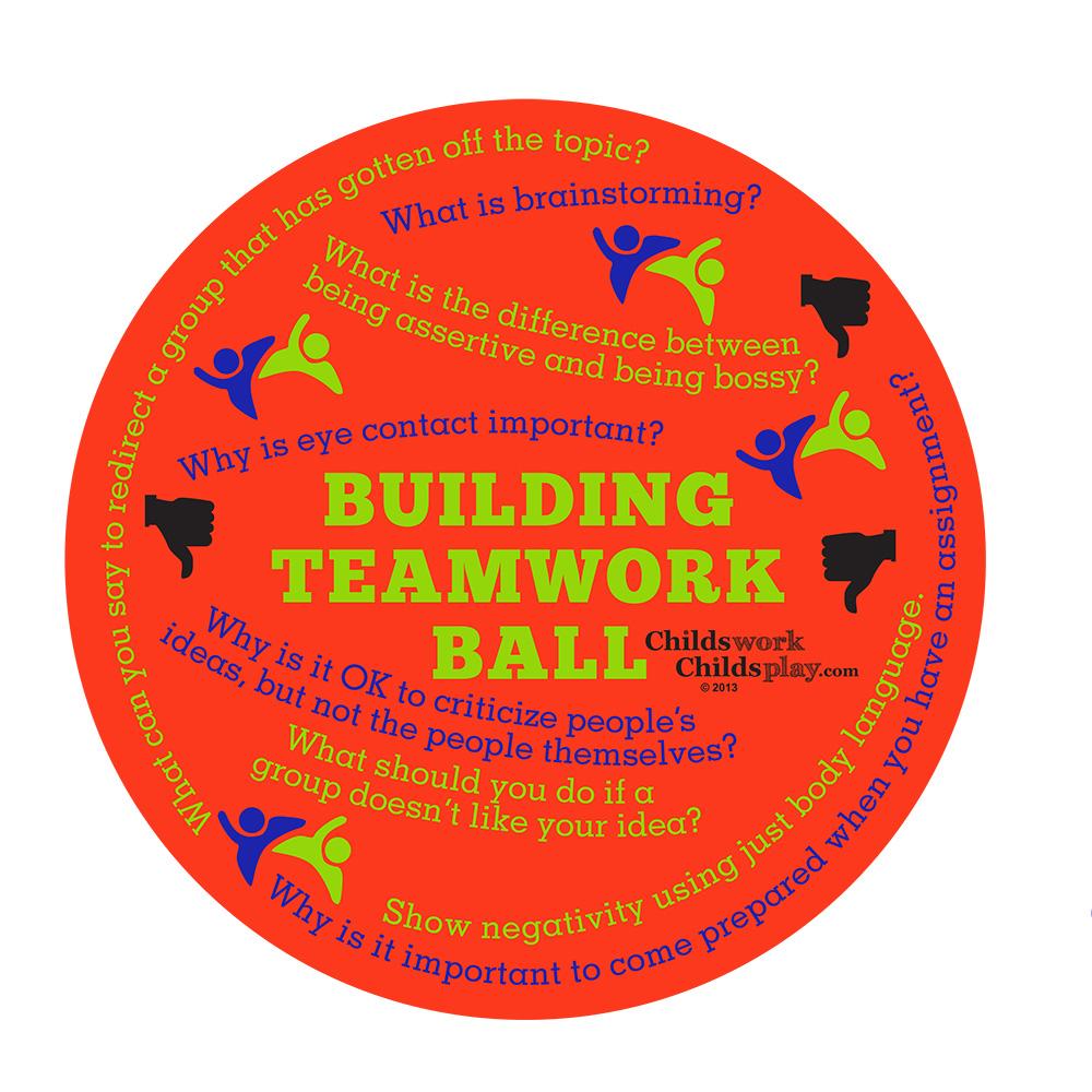 Building Teamwork Ball