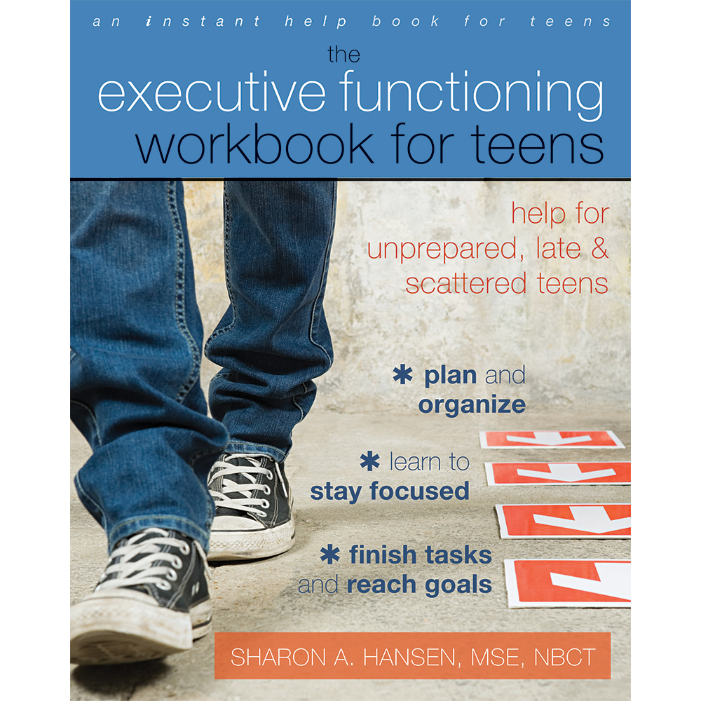 Executive functioning|Cognitive behavioral therapy workbook