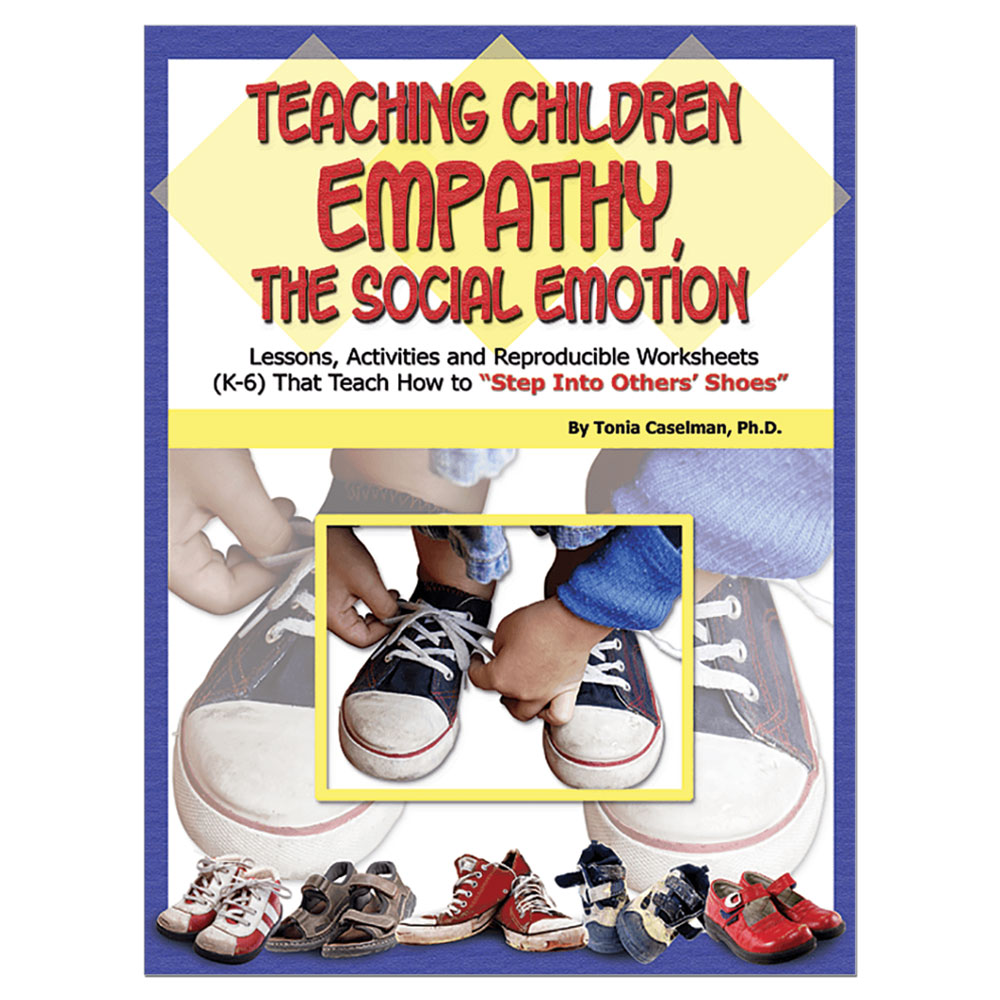 BK Teaching Children Empathy Book with CD