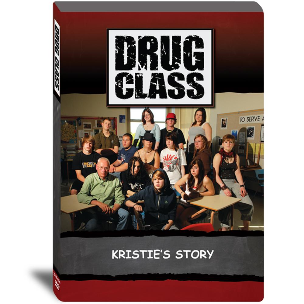 Drug Class   Kristies Story DVD