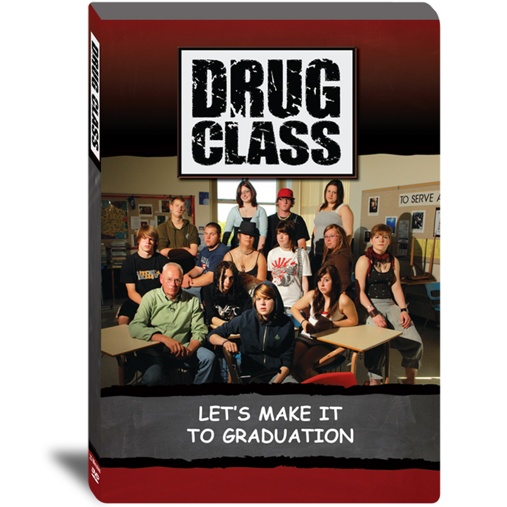 Drug Class   Lets Make it to Graduation DVD