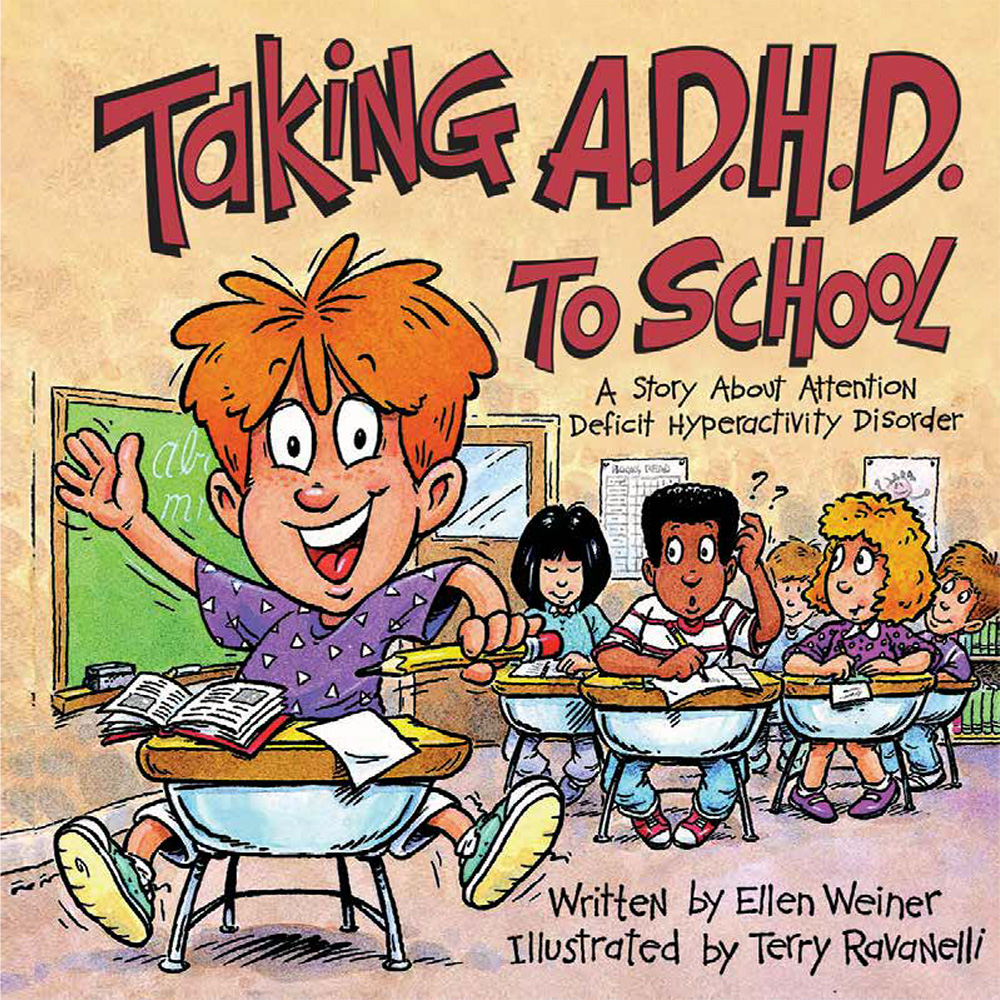 Taking A.D.H.D. to School Book
