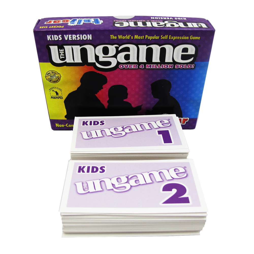 Kids Pocket Ungame