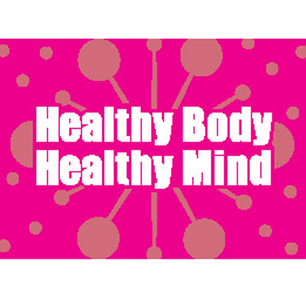 Substancesanxietydepressionhealthy Bodyhealthy Mindadultscards Healthy Body Healthy Mind Cards For Adults