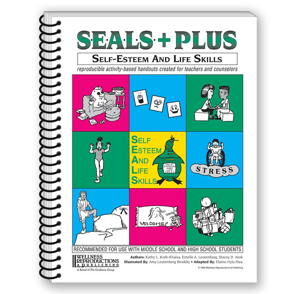 S.E.A.L.S. + PLUS (Self Esteem and Life Skills) Book