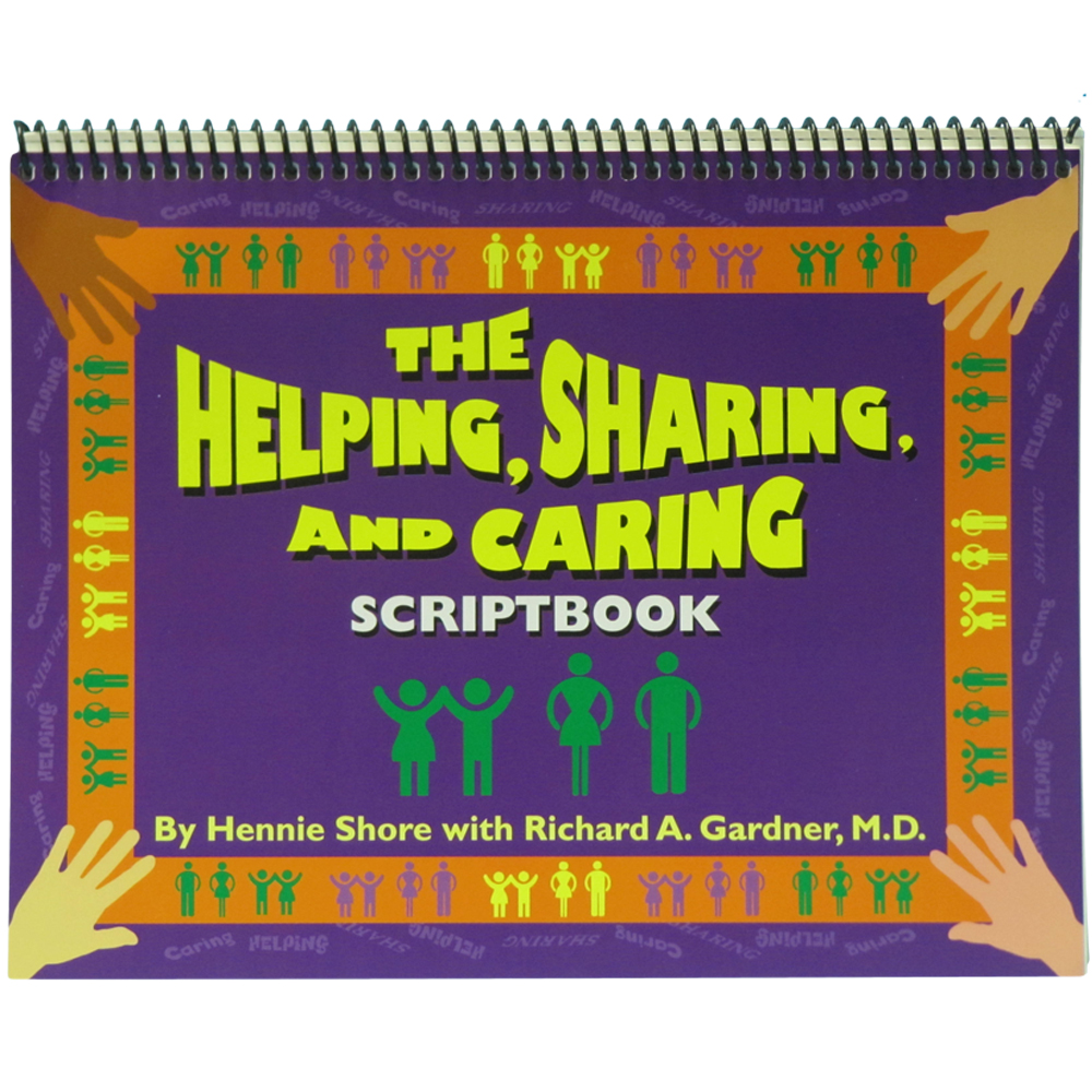Helping Sharing Caring Scriptbook
