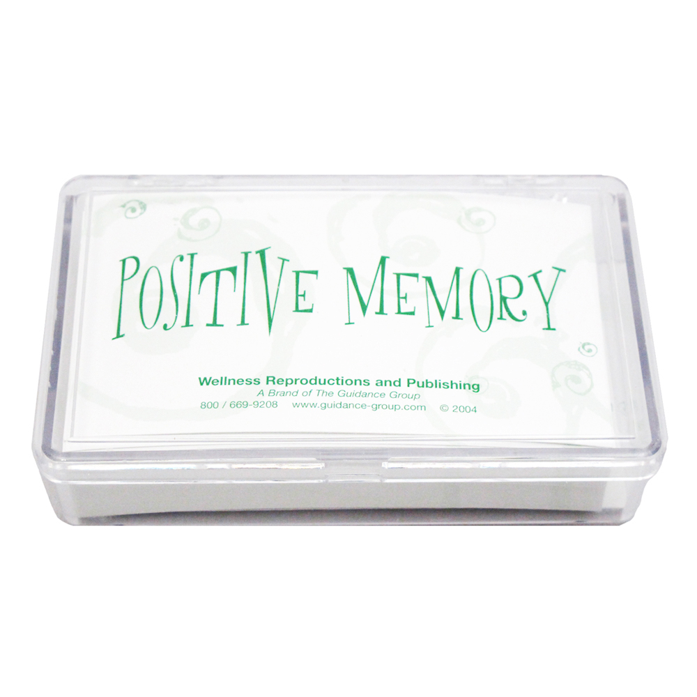 101 Positive Memory Activities: Using Memories to Master Emotions Cards