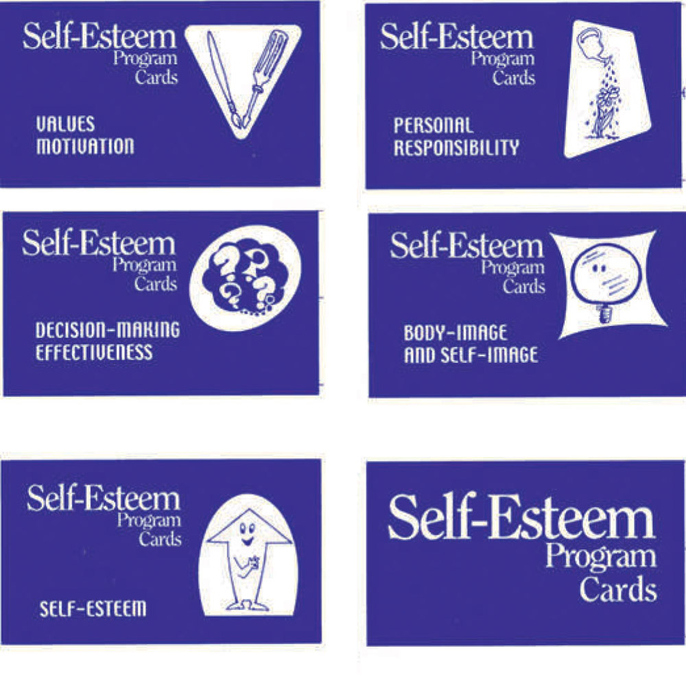 The Self Esteem Program Cards