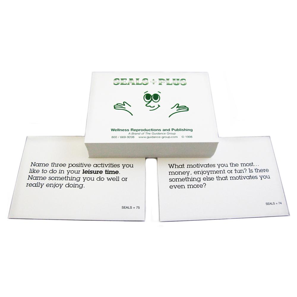 S.E.A.L.S.+PLUS Cards