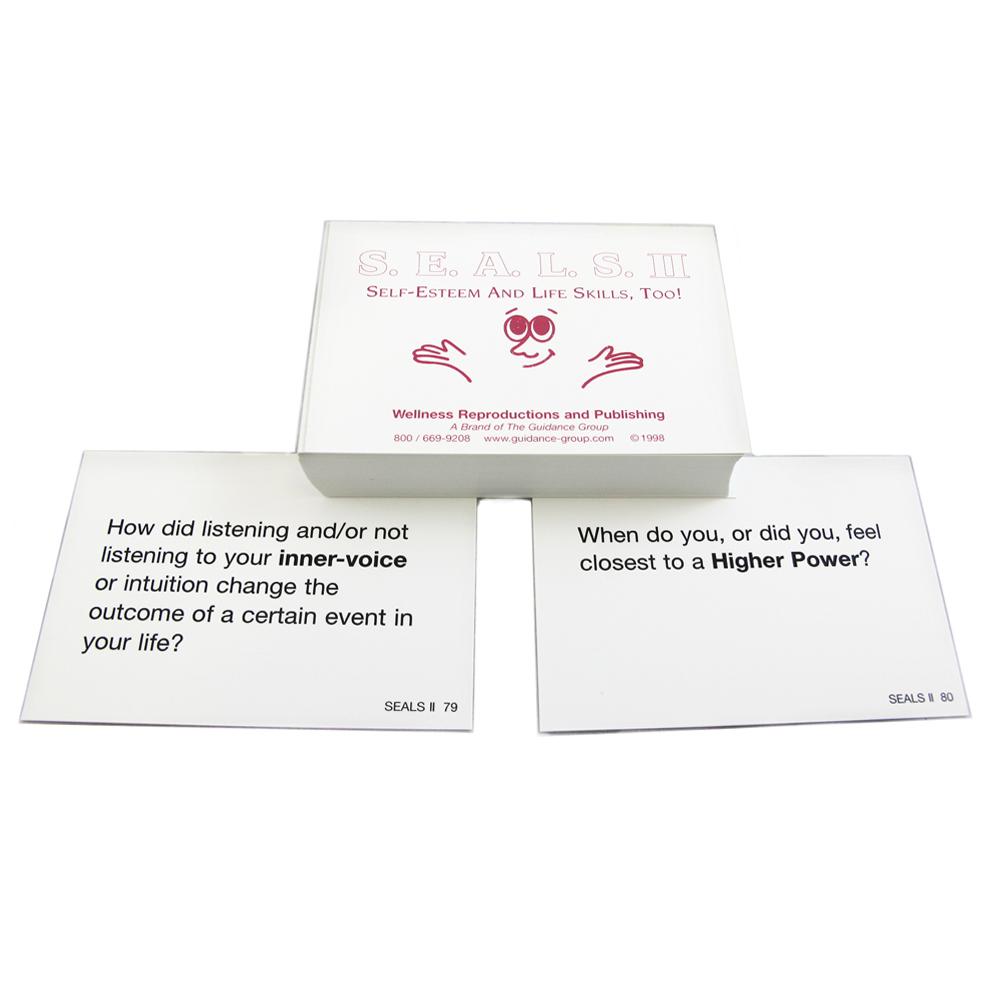 S.E.A.L.S. II Cards
