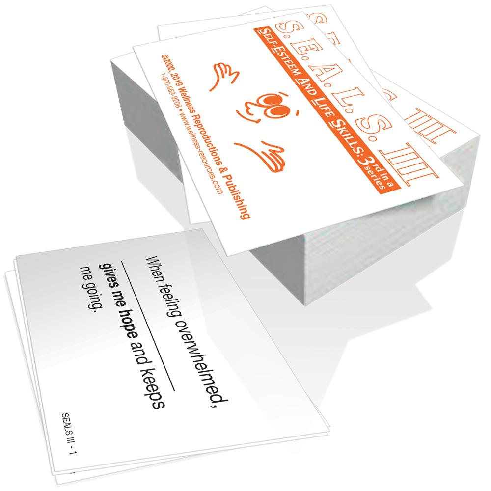 S.E.A.L.S. III Cards