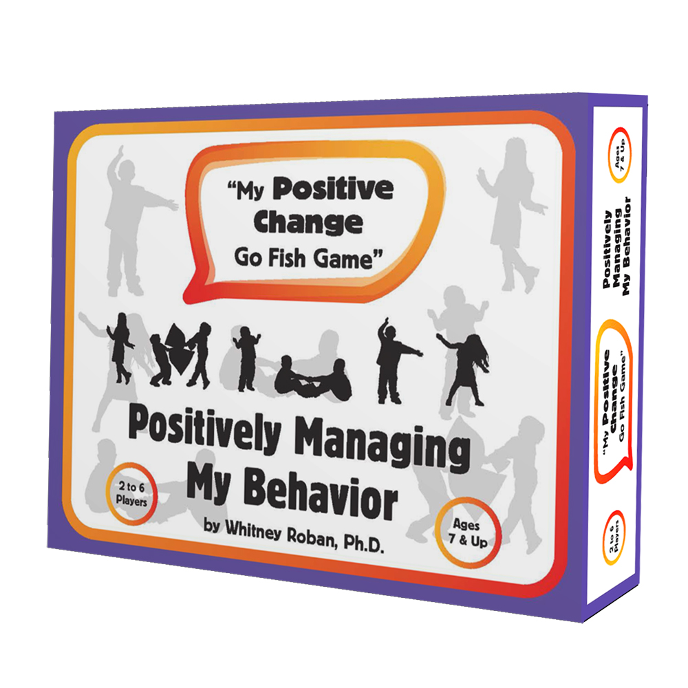 My Positive Change Go Fish Game   Positively Managing My Behavior