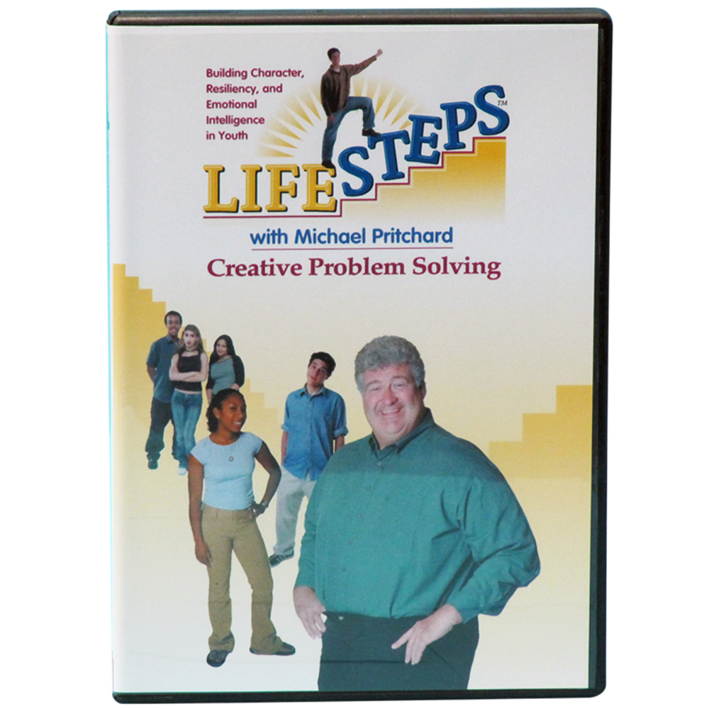 LifeSteps: Creative Problem Solving DVD