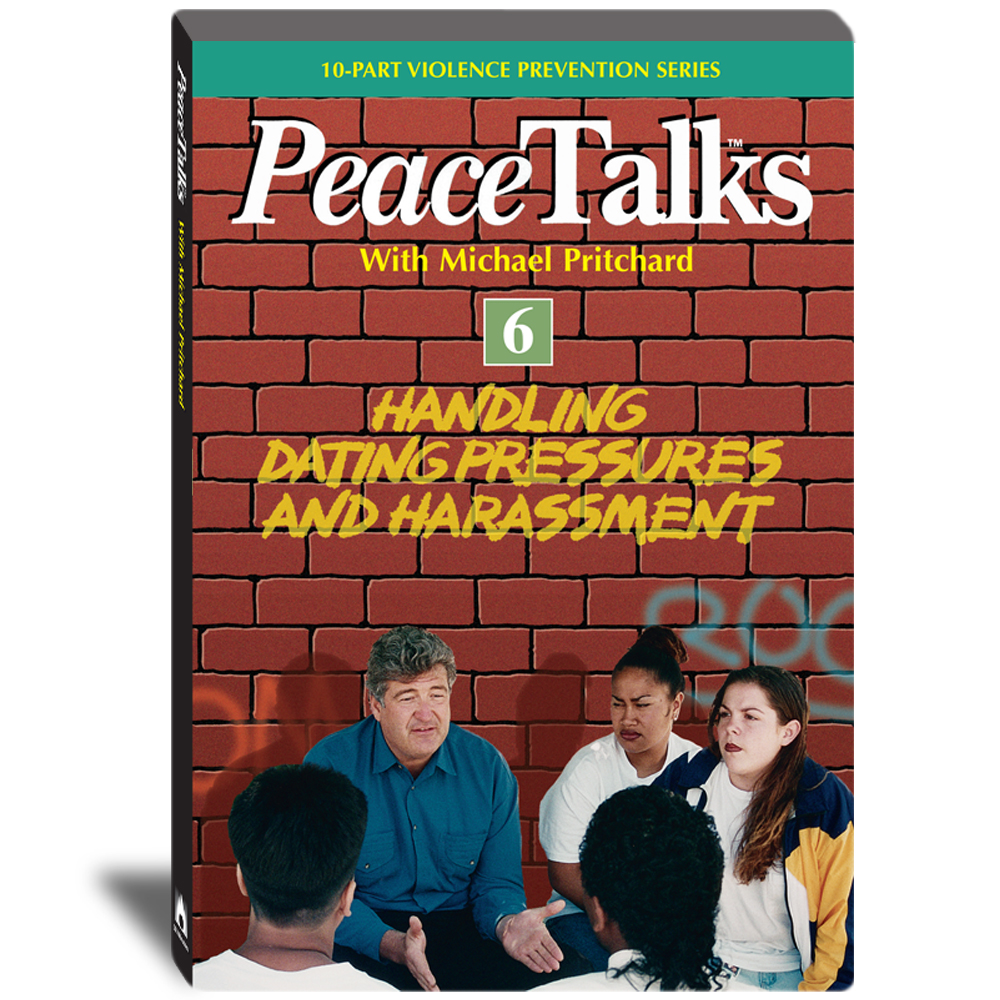PeaceTalks  Handling Dating Pressure and Harassment DVD