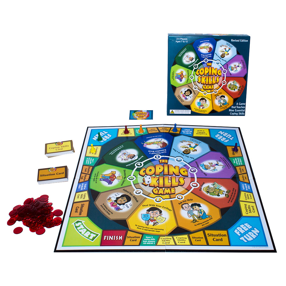 The Coping Skills Game