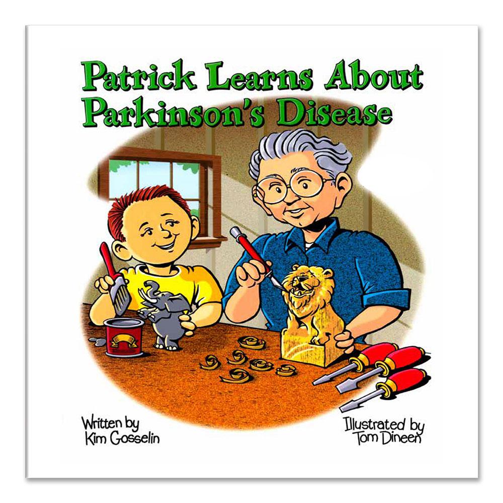 Patrick Learns About Parkinson's Disease