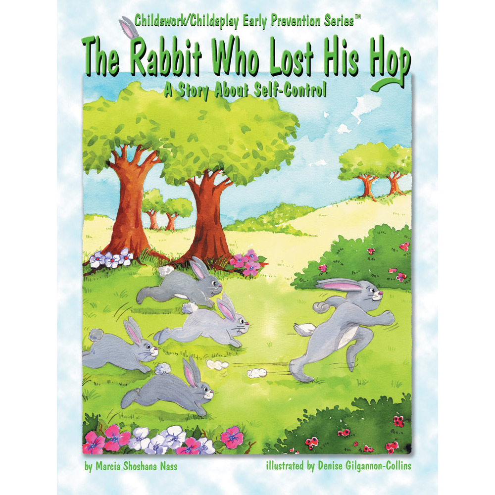 The Rabbit Who Lost His Hop Book