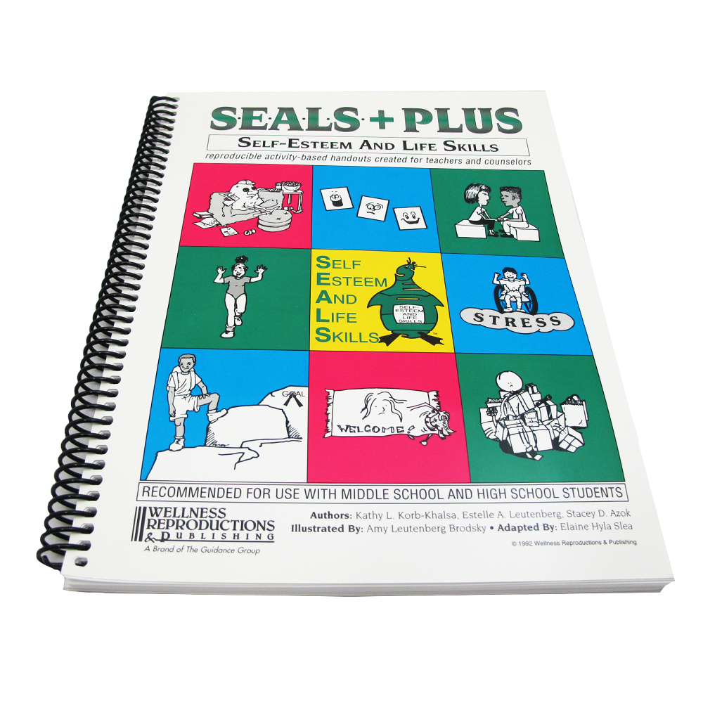 S.E.A.L.S.+PLUS Book & Cards Set