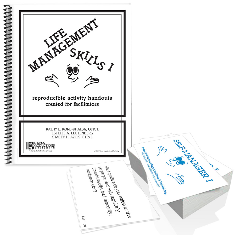 Life Management Skills I Book & Cards