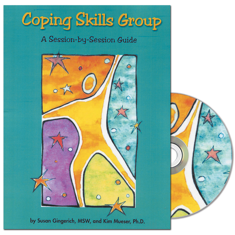 Coping Skills Group: A Session by Session Guide Book with CD