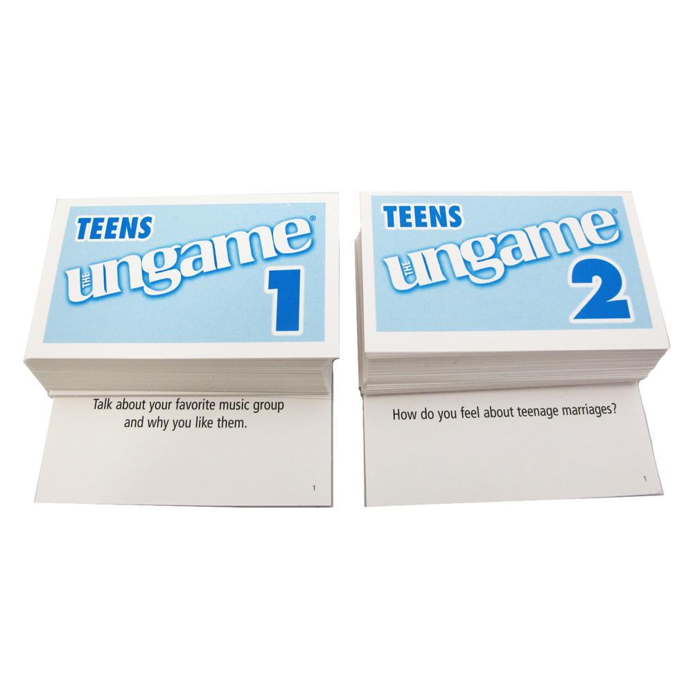 Teens Pocket Ungame