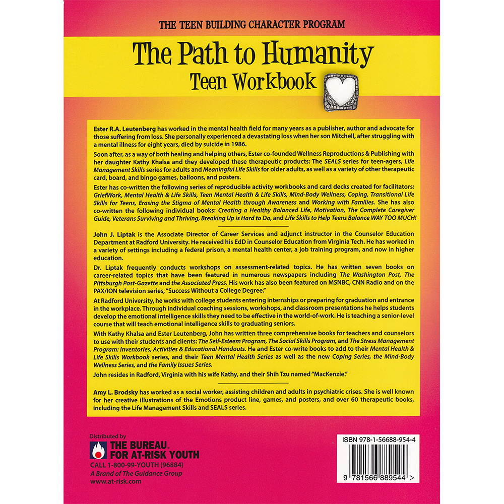 AB/CD Path to Humanity Teen Workbook