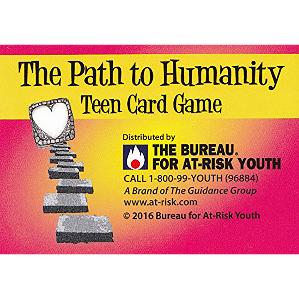 CRDS: Path to Humanity Teen Card Game