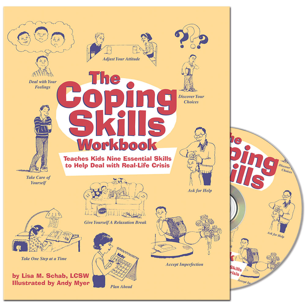 The Coping Skills Workbook with CD